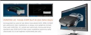 AVROTAS 10. Yılında ICEM Surf İle Çok Daha Güçlü