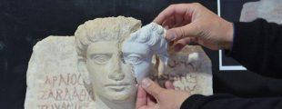 3D Teknolojisi ile Palmira'daki Büstler Restore Ediliyor.