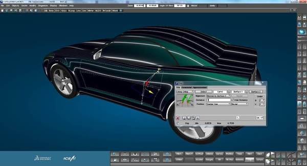 A-Class Yüzey Modelleme Sanatı