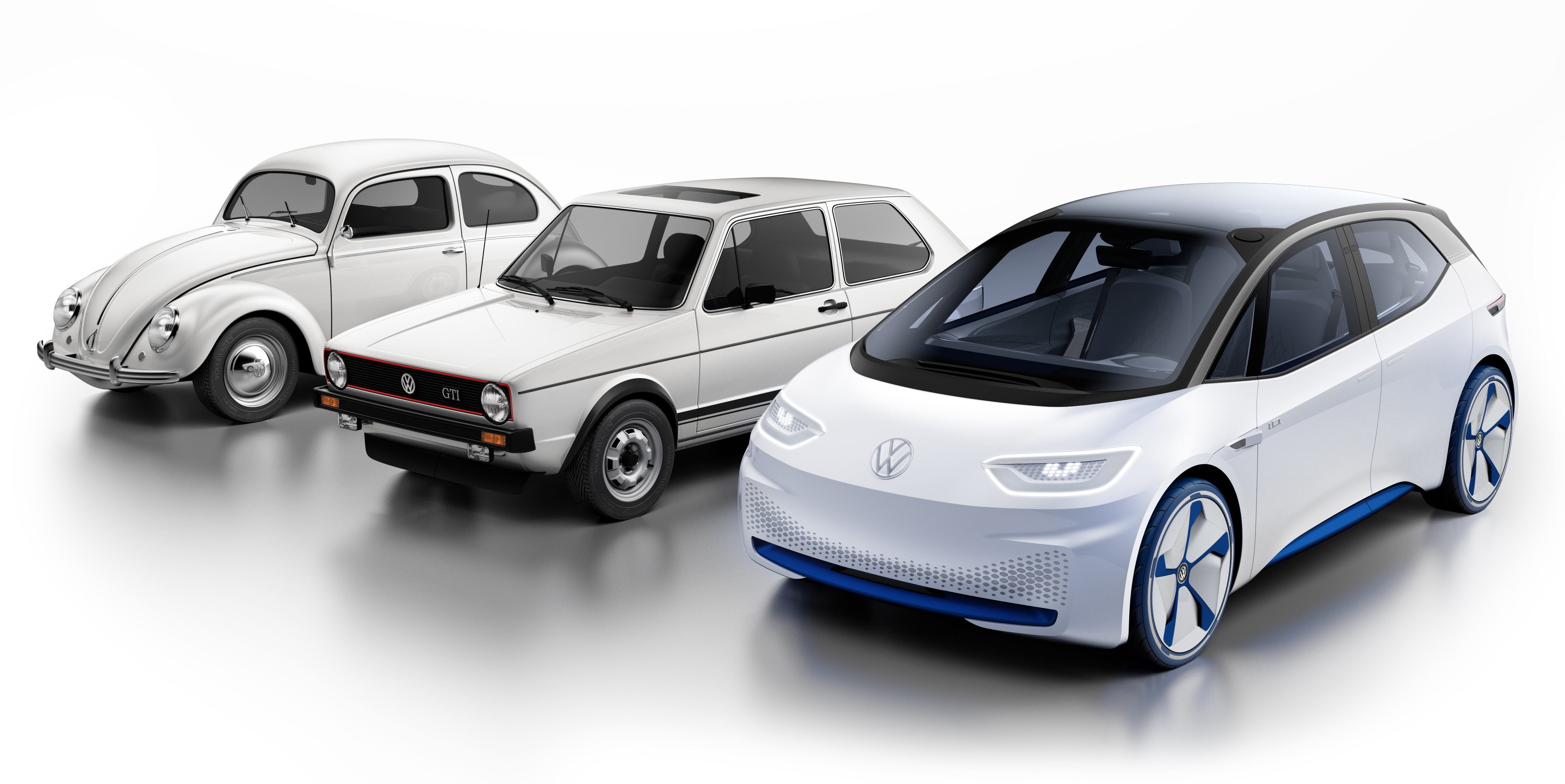 VW Concept Electric Vehicle