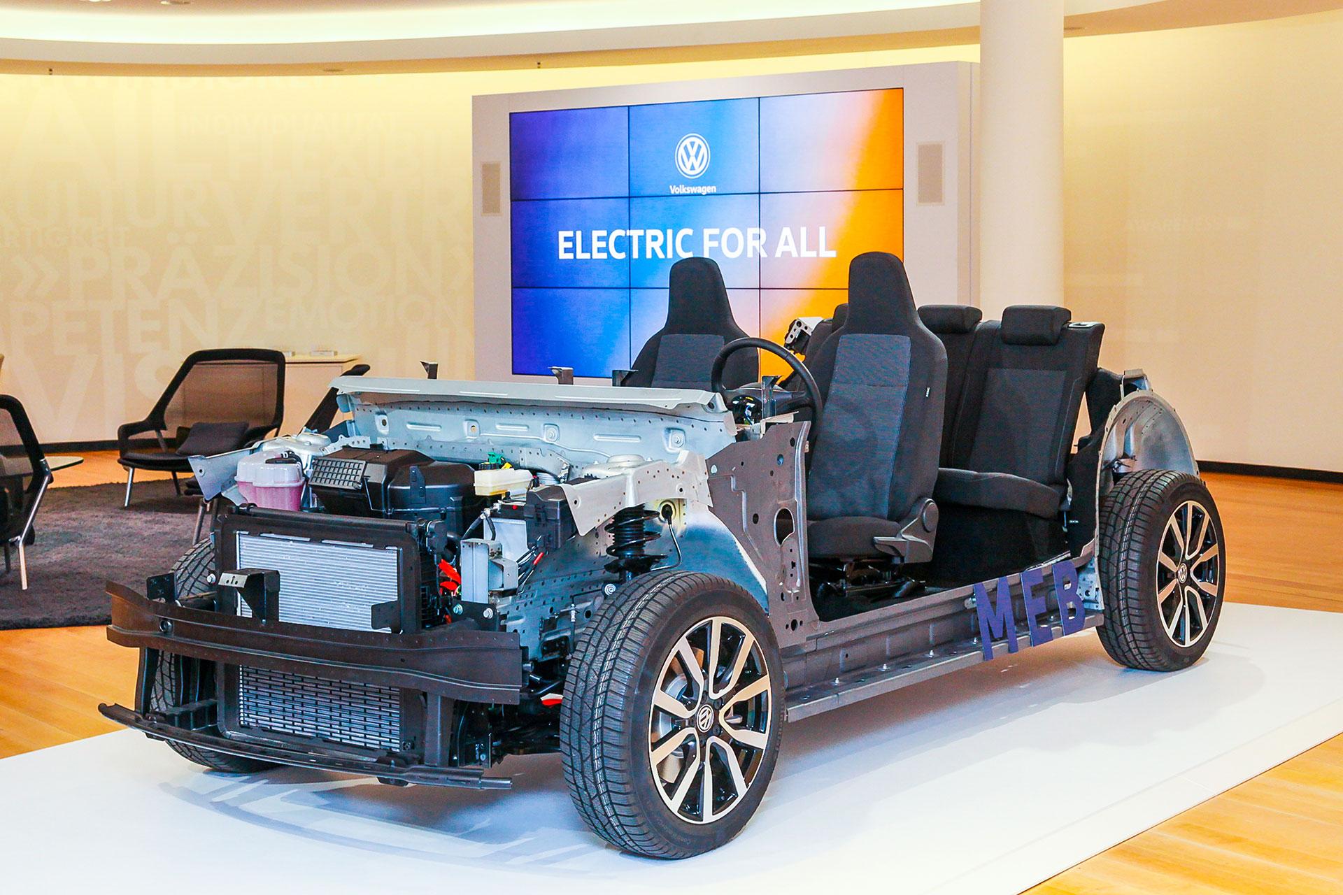 Volkswagen-MEB-Platform