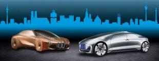 BMW&Mercedes Benz